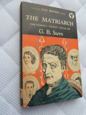 The Matriarch by G B Stern (paperback with d j)