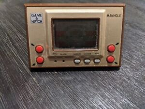 Nintendo Game & Watch Manhole