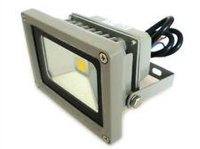 Faro Proiettore A Led Esterno IP65 220V 10W = 100W Bianco Puro 5600K