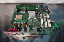 DELL DE051 Series Motherboard w/ Backplate, 2.2GHz Intel P4 CPU, 512MB RAM
