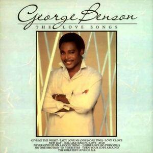 GEORGE BENSON The Love Songs Warner/K Tel LP NE1308