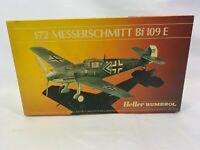 Heller Humbrol 80234 Messerschmitt Bf 109E 1987 Model Plane