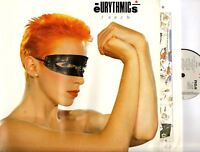 THE EURYTHMICS touch (original & inner) LP EX+/EX PL 70109 new wave, synth pop