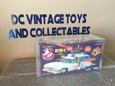 Vintage 1986 KENNER THE REAL GHOSTBUSTERS ECTO-1 AFA 80+  Factory Sealed