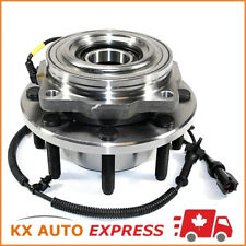 FRONT WHEEL BEARING HUB ASSEMBLY FOR FORD F350 SUPER-DUTY 2008 2009 2010 4WD SRW