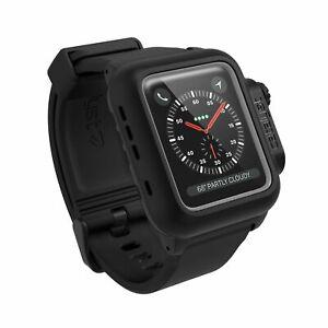 Catalyst case Waterproof for Apple Watch 2,3 42mm - BLACK