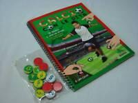 (AA.VV) Il calcio con le dita con Gadget 2012 Scienza