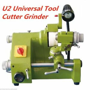 U2 Universal Tool Cutter Grinder for Grinding HSS and Carbide Cutter