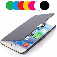 FLIP COVER CUSTODIA CON CHIUSURA  MAGNETICA PER IPHONE 6  PLUS + PELLICOLA