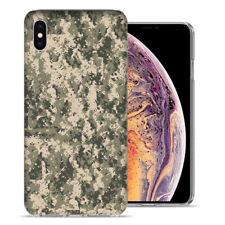 Apple iPhone XS Max 6.5 inch Digital Camo Design Ultraslim Case Cover