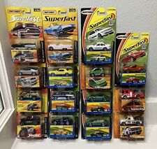 Matchbox Superfast LOT OF 15 35 Years Limited Editions Mustang, Wrecker Etc