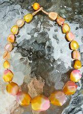 New!Lola Rose Sunrrise Montana Agate necklace,QVC