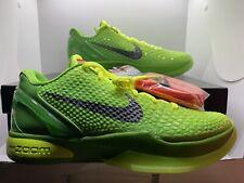 Size 8.5 Nike Zoom Kobe 6 Protro Grinch 2020