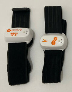 Nintendo Wii EA Sports Active 2 Fitness Trainer straps only For Leg and wrist