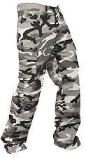 Moto Urbain Camo cargaison Pantalon Jeans Avec Protection Doublure  FR