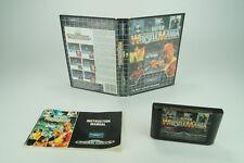 Sega Mega Drive *WWF Super Wrestlemania* OVP mit Anleitung