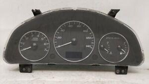 2004-2008 Chevrolet Malibu Speedometer Instrument Cluster Gauges 15234618 86531