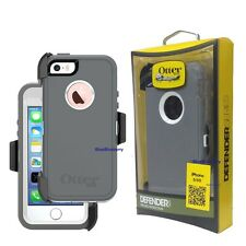 New OtterBox Defender Hard Rugged Case w/Holster Belt Clip for iPhone 5 & 5S SE