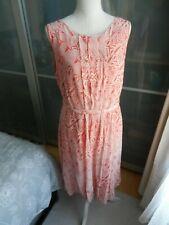 Monsoon (Coral ) Dress size 16