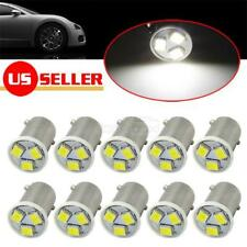 10X BA9S 1815 57 SMD LED DASH Instrument Panel super White Light Bulb