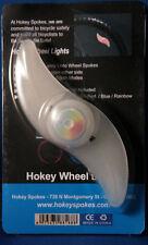 Wasserdicht Rot LED Fahrrad Rad Licht blinkend mit Batterien Schrott Speichen