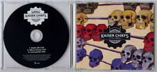 KAISER CHIEFS Little Shocks UK 3-trk promo CD radio edit / album / inst MINT