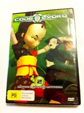 Code Lyoko Movies Music + Mayhem Volume 2 - Region4 DVD - BRAND NEW
