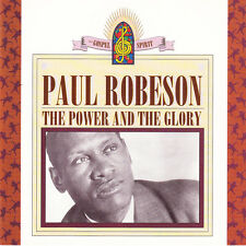 Paul Robeson CD The Power And The Glory - Austria