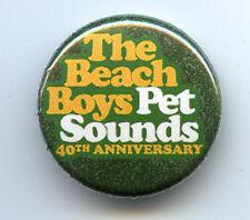Beach Boys Pet Sounds promo Button Pinback Badge 2006 1 inch diameter