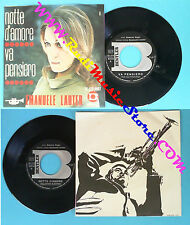 LP 45 7'' EMANUELE LAUTER Notte d'amore Va pensiero italy BENTLER no cd mc dvd