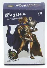 Wargamer HD-28-09 Maxima the Centurion (28mm) Hot & Dangerous Female Roman Hero