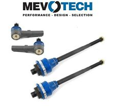 For Silverado 1500 2500 HD 3500 Classic H2 Inner&Outer Tie Rod Ends KIT Mevotech