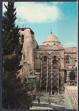 Jordanien Jordan used Post Card Postkarte Bauwerk building Jerusalem [cm569]