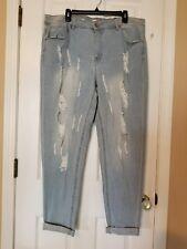 293175484c2f2 Dollhouse Women s JR. Plus-Size Roll Up Skinny Jeans Size 20