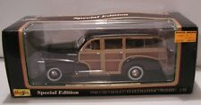 1948 Chevrolet Fleetmaster (Woody) - Maisto - 1:18 Die Cast Metal