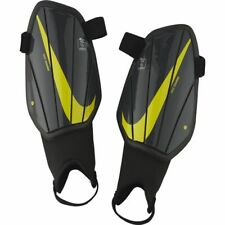 Nike Charge Soccer SHIN GUARDS YOUTH LARGE Unisex Yellow Black SP2165012