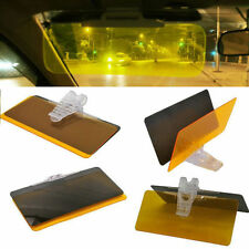 HD Car UV Anti-Glare Day & Night Vision Universal Flip Down Shield Sun Visor