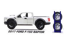 Jada Just Trucks - 2017 Ford F-150 Raptor (White)