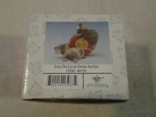 """Charming Tails """"Even The Ups & Downs Are Fun"""" by Fitz & Floyd # 89/705 - Nib"""