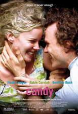 CANDY Movie POSTER 11x17 Abbie Cornish Heath Ledger Geoffrey Rush Tom Budge