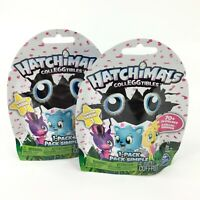 LOT OF 2 Hatchimals CollEGGtibles Blind Bag Season 1 AGES 5+ BRAND NEW
