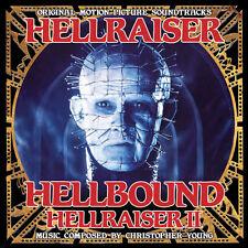 Hellraiser / Hellraiser II - 2 x CD Original - Limited 2000 - Christopher Young