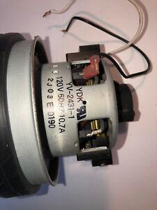 kenmore cannister vacuum motor