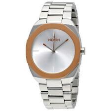 Nixon Catalyst Silver Dial Ladies Watch A918-2309-00