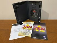 Legend of Zelda Collector's Edition Nintendo GameCube Complete