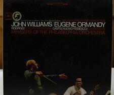 JOHN WILLIAMS & EUGENE ORMANDY ALBUM  (BRU)