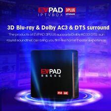 新EVPAD3 PLUS 2G RAM/32GB 8Core HK CN US TVBOX 中港台電視盒 '提供安博盒子功能' TVPAD UK保養
