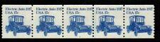 #1906 Electric Auto PNC5 Pl #1 - MNH