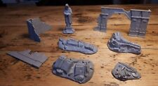 Warhammer Lord of the Rings Middle Earth Ruins * Scenery * Terrain * Unpainted *