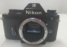 Vintage Nikon EM 35mm Film SLR Camera Body